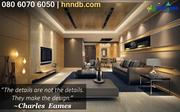 Interior designers showrooms in bangalore